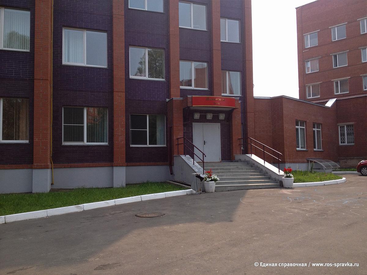 Больницы спб приморского района